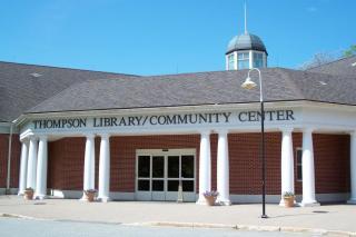 Thompson Public Library & Louis P. Faucher Community Center